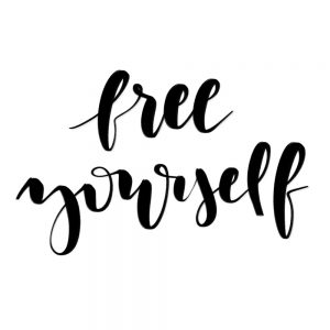 free yourself from krempel- by blushdust.com